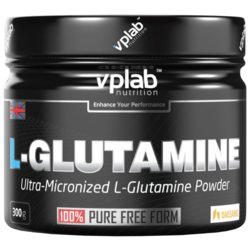 Аминокислота VP Laboratory L-Glutamine (300 г)